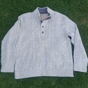 Tommy Bahama Men's Pullover Sweater EUC size M/L